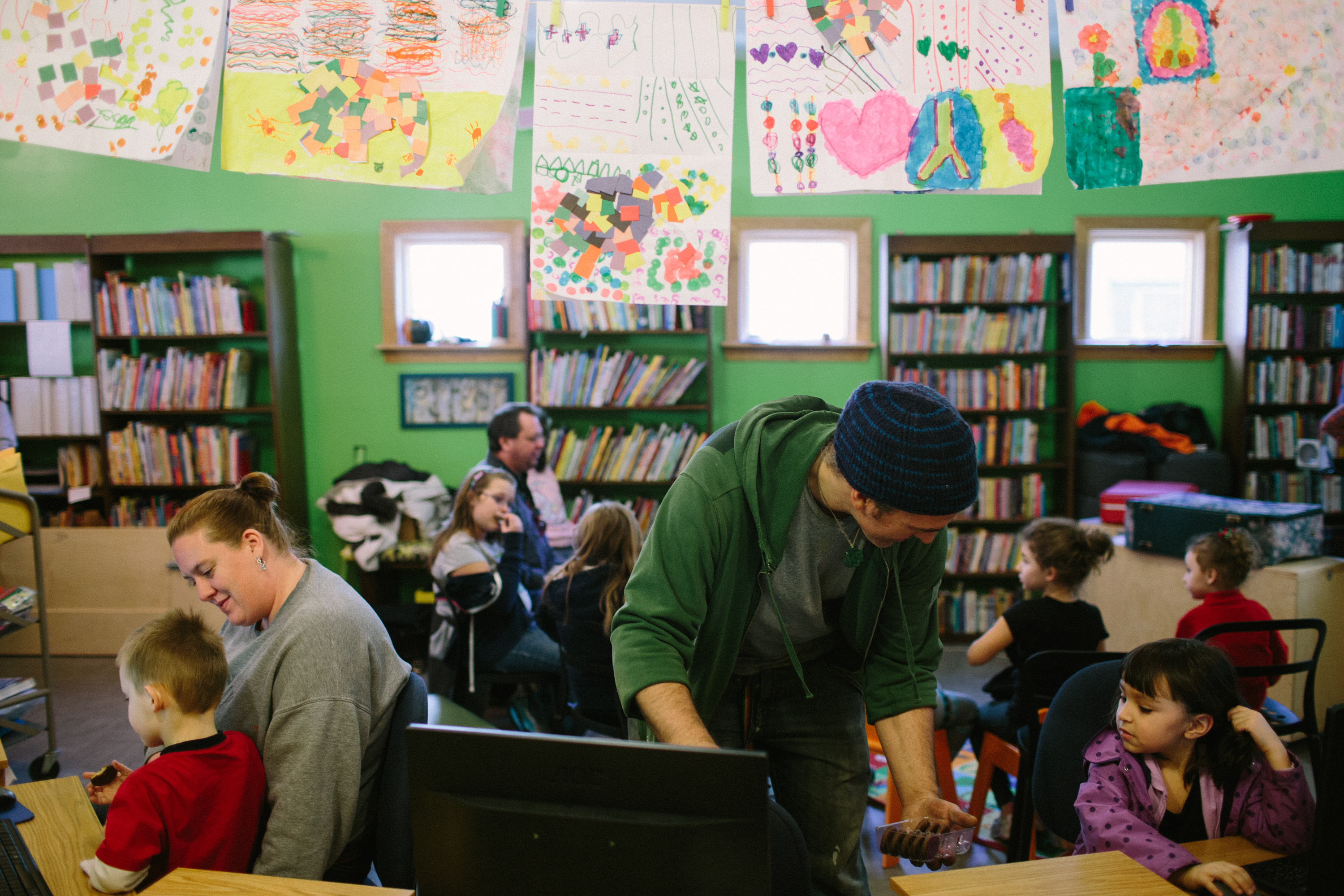 Millvale Community Library