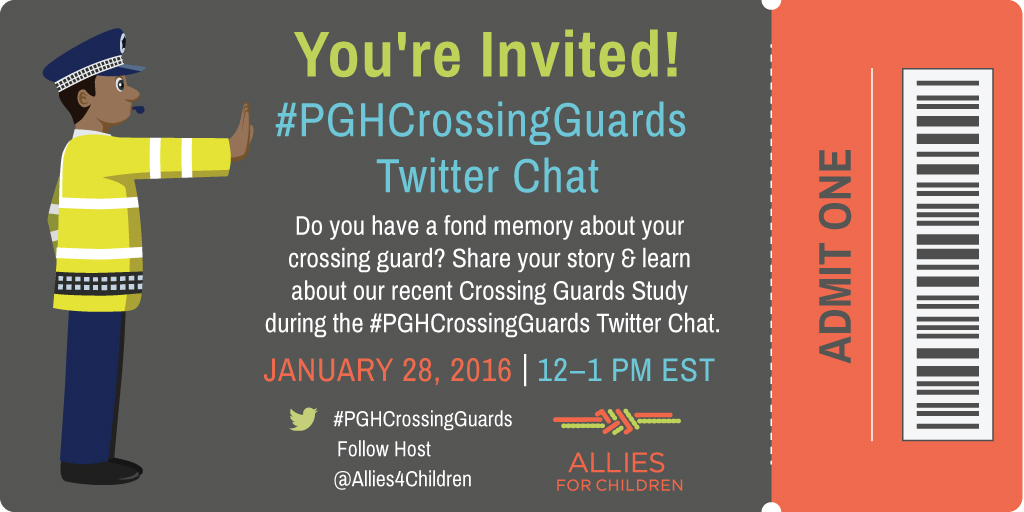 You're Invited to the #PGHCrossingGuards Twitter Party ...