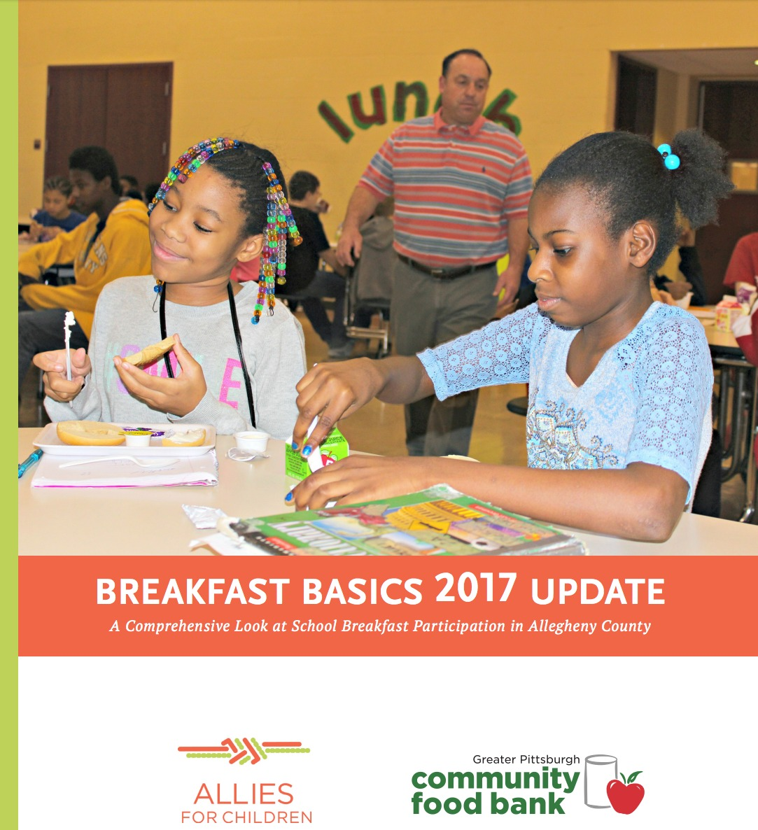 School Breakfast Report Cover